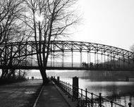 photo: BERLIN TEGEL BRIDGE