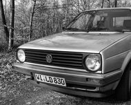 photo: MY VW GOLF 2