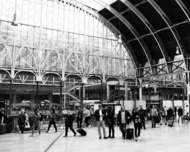 photo: PADDINGTON STATION